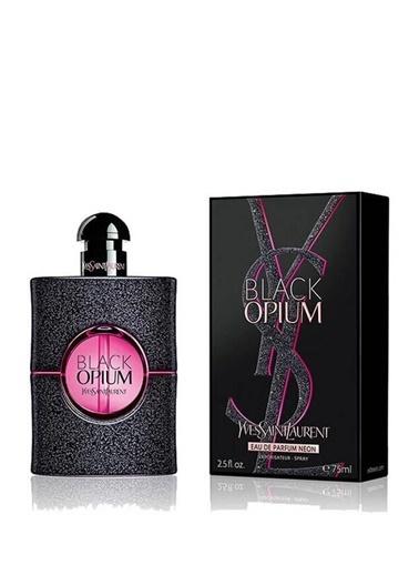 Yves Saint Laurent Black Opium Neon Water Edp 75 Ml Kadın Parfüm Renksiz